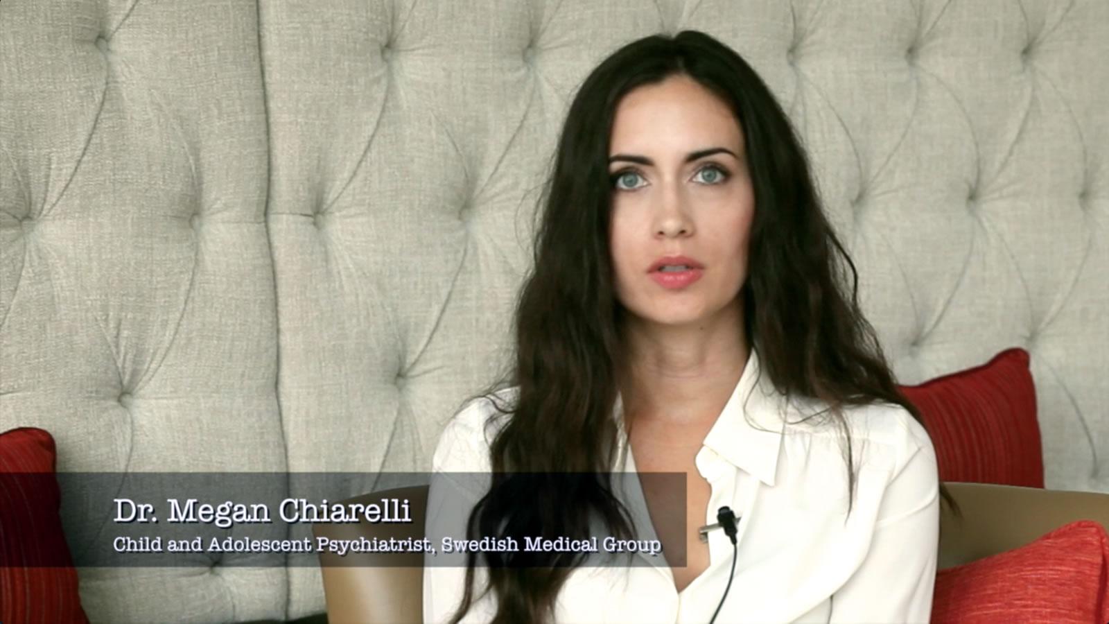 Incredible Intensity of Just Being Human - Dr. Megan Chiarelli