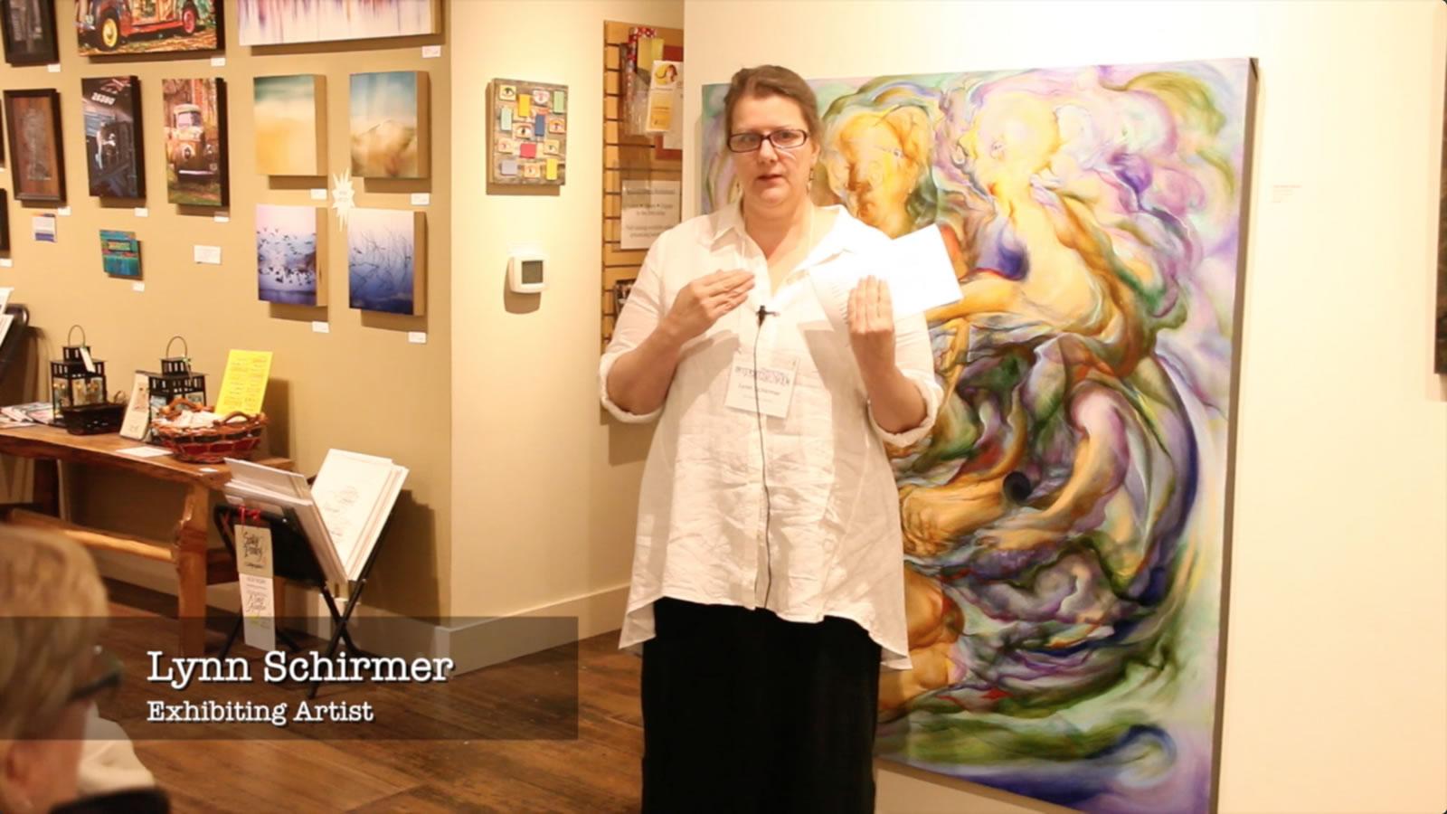 Incredible Intensity of Just Being Human - Lynn Schirmer