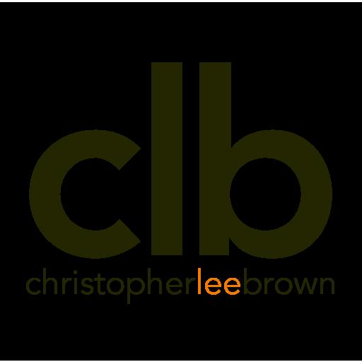 christopher lee brown logo