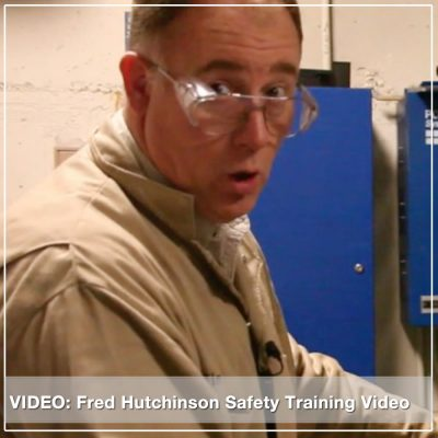 Fred Hutchinson Instructional Training Video