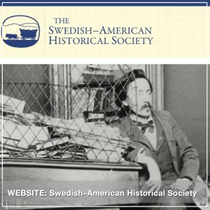 Swedish American Historical Society Website