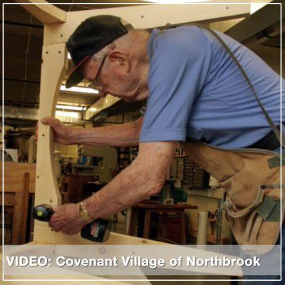 Covenant Village NorthBrook Anniversary