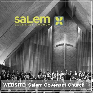 Salem Covenant WordPress Website Remodel